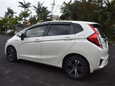 Used Honda Fit Hybrid New Shape  2014 Fit Hybrid New