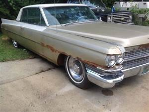 1963 Cadillac Coupe Deville Low Mileage Barn Find