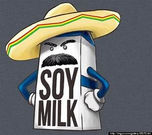 10 Of The Corniest Food Jokes Ever | Soy milk, Spanish and ...