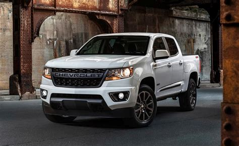 Chevrolet Unveils Two Specialedition 2019 Colorado Models