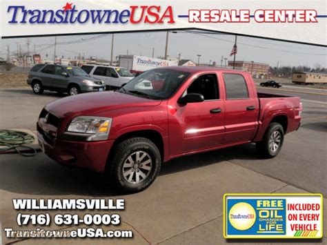 how much are lava ls 2009 mitsubishi raider ls double cab in lava red pearl