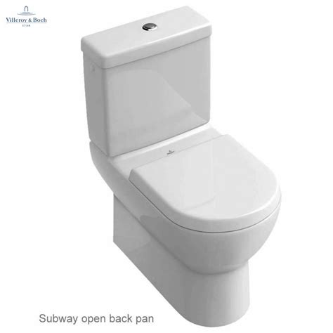 villeroy boch toilette villeroy boch subway coupled toilet uk bathrooms