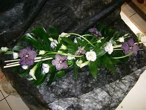centre de table originale pas cher art floral chaumont With chambre bébé design avec fleurs deuil pas cher