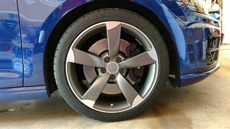 Golf R Audi Wheels