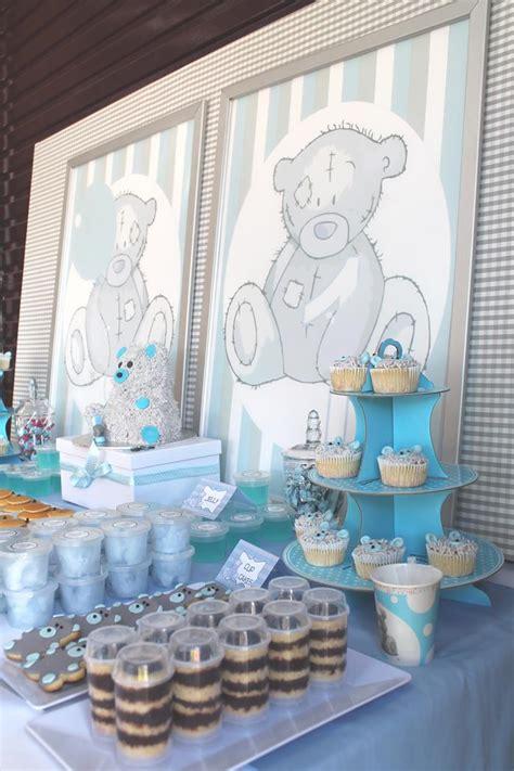 karas party ideas teddy bear tea party   cute