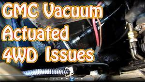 Diy How To Replace 4wd Vacuum Actuator Switch On A Blazer