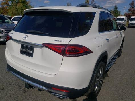 Build your 2021 gle 350 4matic suv. New 2021 Mercedes-Benz GLE 350 4MATIC SUV | White OC21-35