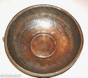 copper bowl ebay