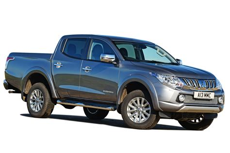 Mitsubishi L200 by Mitsubishi L200 Up Pictures Carbuyer