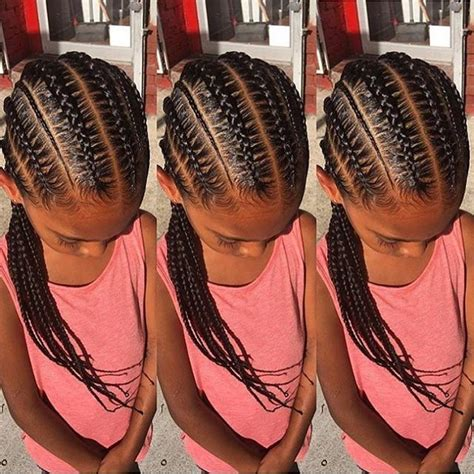 girls hairstyle cornrows  girls hairstyles