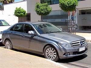 Mercedes Benz C 220 : file mercedes benz c 220 cdi elegance 2008 14009089631 jpg wikimedia commons ~ Maxctalentgroup.com Avis de Voitures