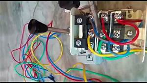 Single Phase Motor Reverse And Forward Connection-malayalam