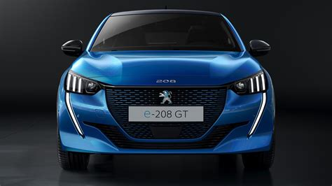 Peugeot 208 Lands In Geneva With New Looks, New Ev Variant
