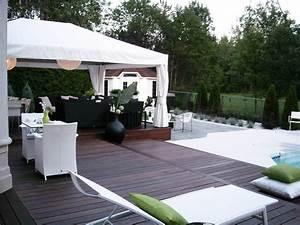 Modele De Terrasse Exterieur : terrasse moderne ma terrasse ~ Teatrodelosmanantiales.com Idées de Décoration