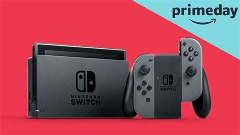 nintendo switch  amazon prime day gaming deals