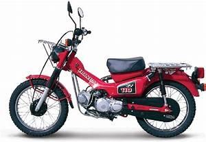 Honda Ct90 Honda Ct110 Postie Bike 1977