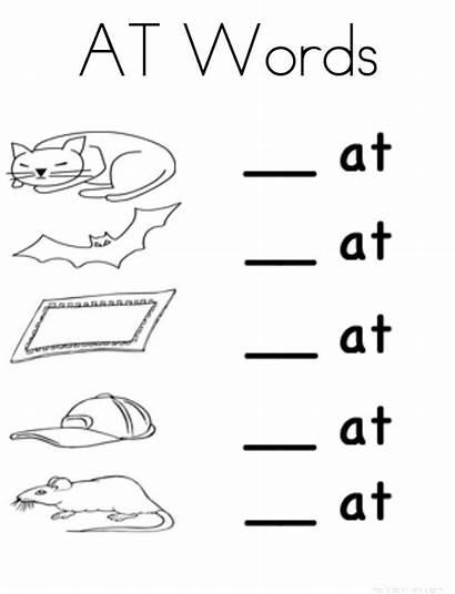Printable Worksheets Preschool Pre Words Activities Sight