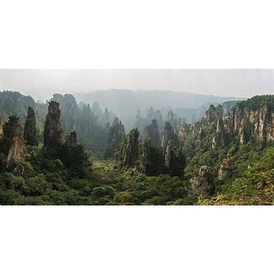 Zhangjiajie National Forest Park - Wikipedia