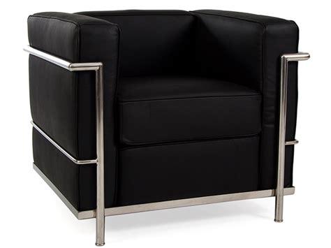 fauteuil bureau haut de gamme reproduction du fauteuil le corbusier lc2 pas cher de qualité