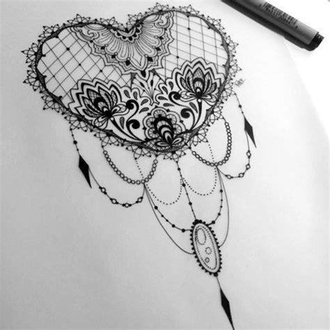 besten mandala lace tattoo diamanten bilder auf