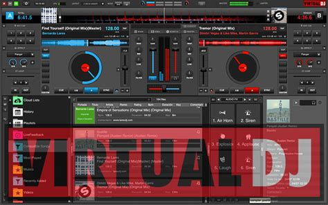Virtual Dj Home 2018 Build 5046 Free Download