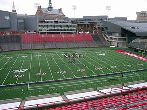 Nippert Stadium Seating Chart Soccer Nippert Stadium Section 208 Cincinnati Football