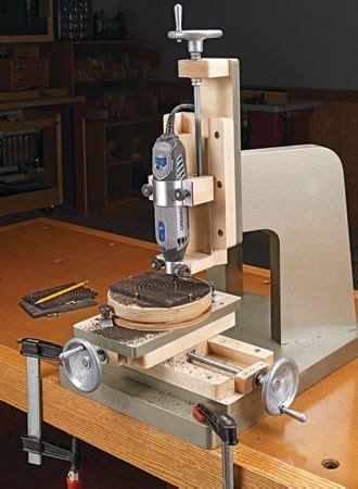 rotary milling machine woodsmith plans