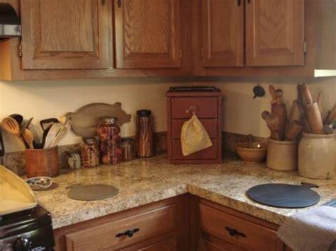 Primitive Kitchen Decor - a primitive place primitive colonial inspired kitchens