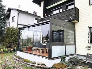 Wintergarten Unter Balkon : sommergarten mit glasschiebet ren zum aufschieben in 2019 sommergarten ~ Orissabook.com Haus und Dekorationen