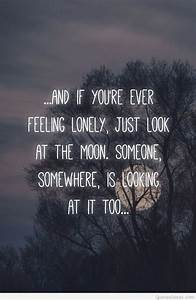 I Feel Alone Quotes | QUOTES OF THE DAY