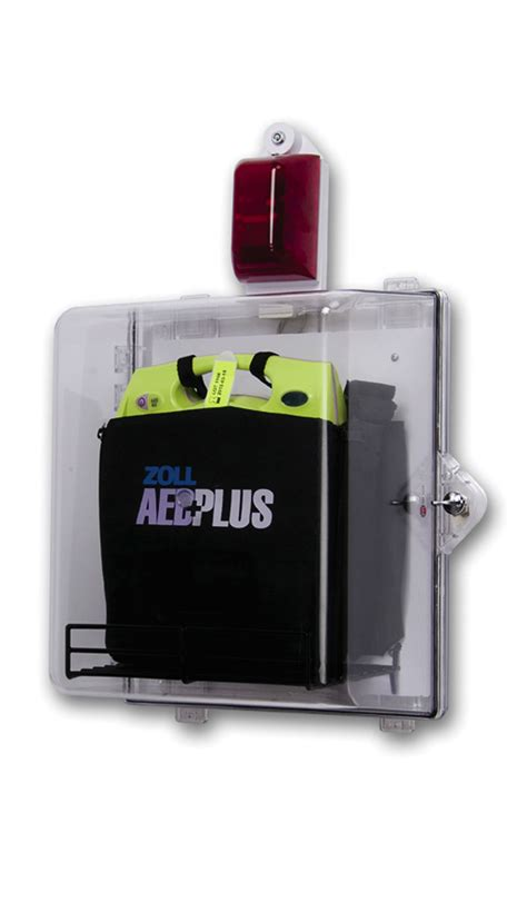 Defibrillator Cabinet by Aed Wall Cabinet Clear Cabinet With Alarm Defib Shop
