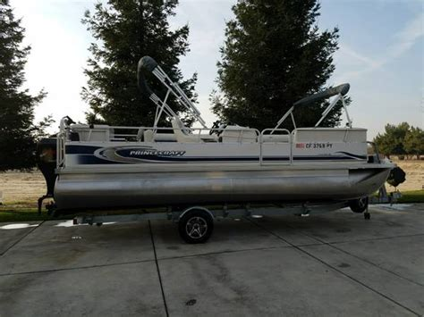 Pontoon Boats For Sale Fresno Ca by Princecraft Boat For Sale