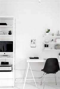 black and white room ♥ | via Tumblr - image #2998770 by ...