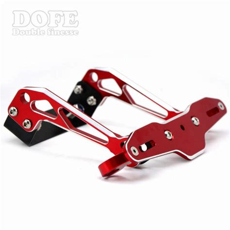 Motorcycle Cnc Aluminum License Plate Bracket Licence