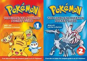 The Complete Pokémon Pocket Guide - Bulbapedia, the ...