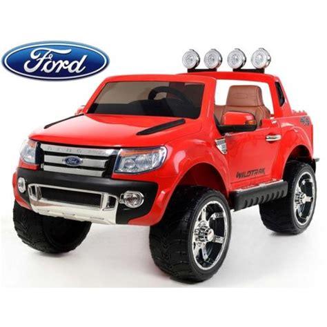 siege electrique voiture ford voiture électrique enfant 4x4 ranger 12v 2
