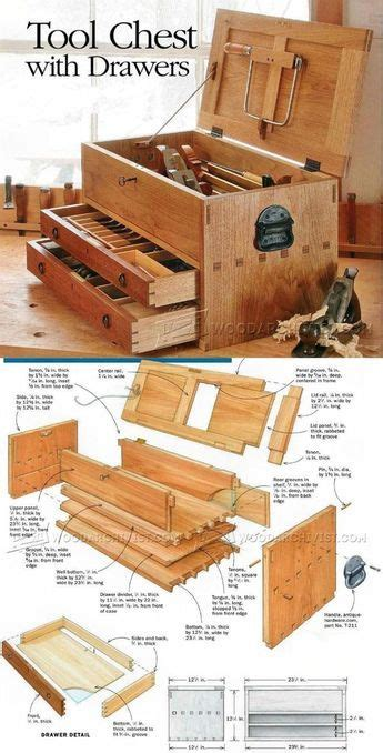 tool chest plans workshop solutions projects tips
