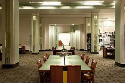 Library Law Wilshire Bullocks Building Rooms Southwestern