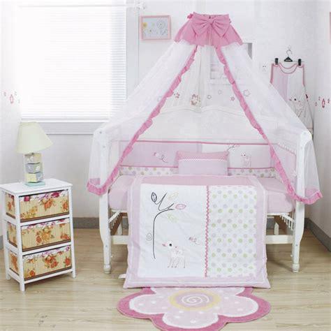 babybett himmel das babybett mit geschmack dekorieren