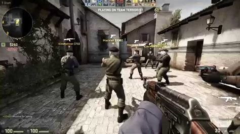counter strike global offensive gameplay pc hd 1080p