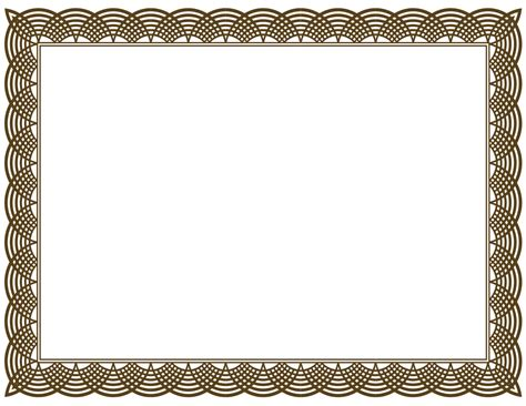 diploma border template 20 printable certificate borders blank certificates