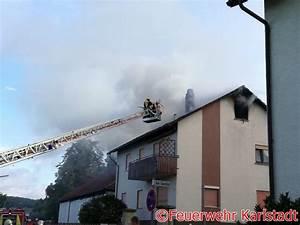 Rauchmelderpflicht Bayern Haus : dachstuhlbrand retzbach freiwillige feuerwehr karlstadt ~ Lizthompson.info Haus und Dekorationen