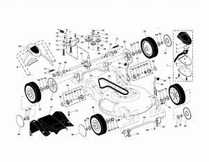 917 377030 Craftsman Lawn Mower Briggs Engine 21 Inch Cut