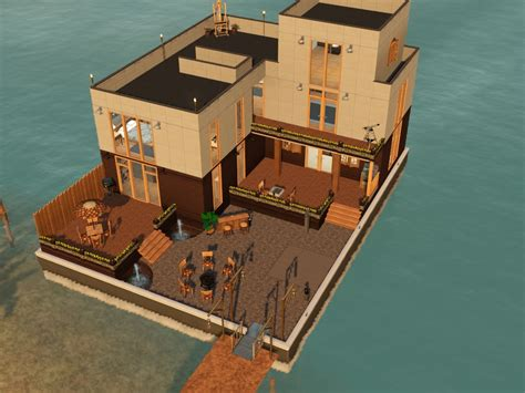 Houseboats Sims 3 by Sims 3 Island Paradise Houseboats Www Pixshark