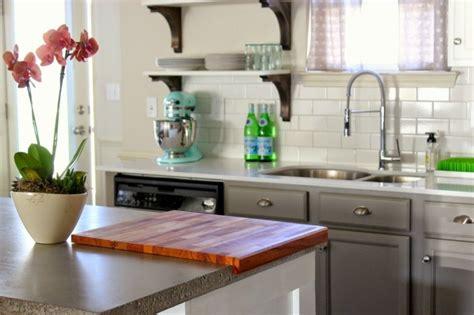 cuisine beton cire bois cuisine beton cire bois ides dco pour une salle de bain