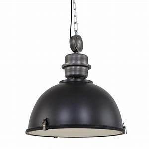 Lampe Suspension Industrielle : lampe industrielle suspension bp64 montrealeast ~ Dallasstarsshop.com Idées de Décoration