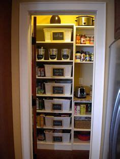 Get Organized Storage Envy by 20 Best Pantry Makeovers Images In 2012 Kitchen Storage