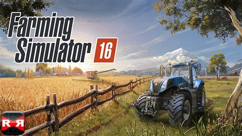 farming simulator 16 by giants software gmbh ios android gameplay