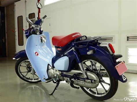 Honda Cub C125 Image by ホンダ スーパーカブc125 株式会社アペックス