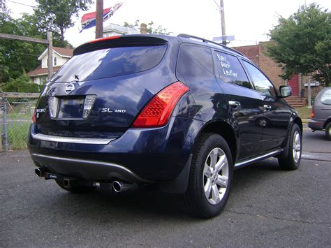 2007 Nissan Murano Awd Sl In Fogelsville Pa